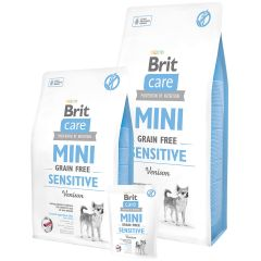 Brit Care Adult Mini Sensitive