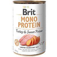Brit Care Mono Protein Pavo y Papa Dulce