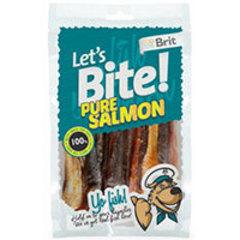 Brit Let's Bite Pure Salmón