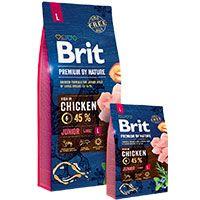 Brit Premium by Nature Junior Large