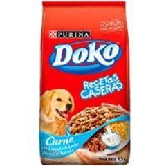 Doko Cachorros Carne Asada con Leche