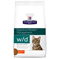 Hills Prescription Diet Feline w/d Low Fat