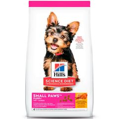 Hills Dog Puppy Small Paws
