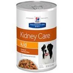 Hills Prescription Diet Latas Canine k/d Renal