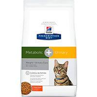 Hills Metabolic + Urinary Felino - Control peso y Urinario