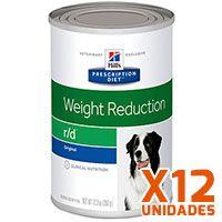 Hills Prescription Diet Latas Canine r/d Pack 12 unidades