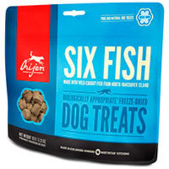 Orijen Dog Six Fish Treats