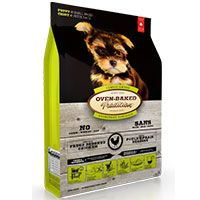 Oven Baked Dog Traditional Chicken Puppy Small Breed