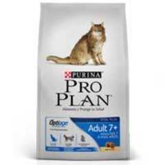 Purina Pro Plan Cat Adult +7 con OptiAge