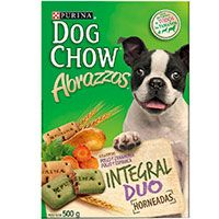 Purina Dog Chow Abrazzos Integral Duo Galletas