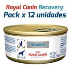 Royal Canin Latas Vet Diet Recovery Feline - Canine x 12 Unidades