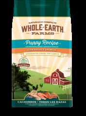 Whole Earth Farms Puppy Pollo Salmón