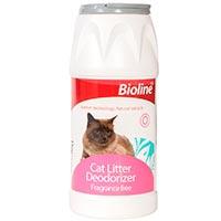 Bioline - Desodorizante para cajas sanitarias