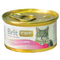 Brit Care Tuna & Salmon