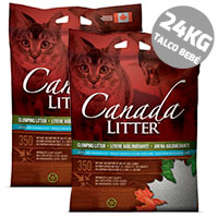Canada Litter - Arena Sanitaria - Pack 24kg