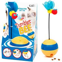 Cat it Play Tumbler Bee