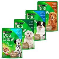 Dog Chow en Sobres - Variedades