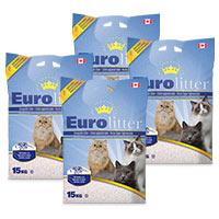 Euro Litter - Arena Sanitaria - Pack 60kg