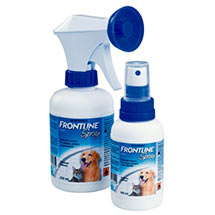 Frontline Spray Antipulgas Perros y Gatos