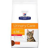 Hills c/d Stress Felino - Cuidado Urinario