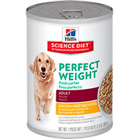 Hills Lata Dog Adult Perfect Weight