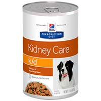 Hills Prescription Diet Latas Canine k/d Renal