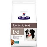Hills Prescription Diet Canine L/d Hepatic