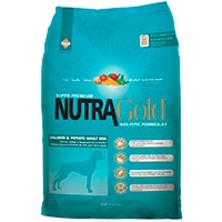 NutraGold Dog Salmon y Potato