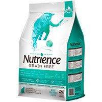 Nutrience Cat Grain Free Indoor Pavo