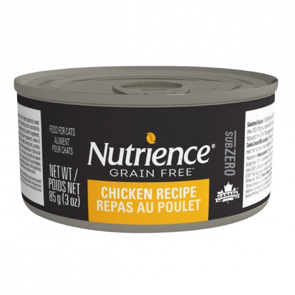 Nutrience Cat Subzero Lata Variedades Novapet Cl