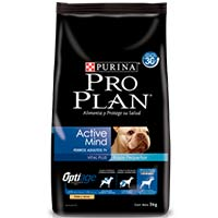 Purina Pro Plan Active Mind 7+ Small con OptiAge