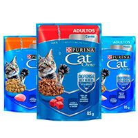 Purina Cat Chow Hydro Adultos