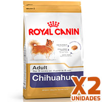 Royal Canin Chihuahua Adulto Pack x 2 Sacos