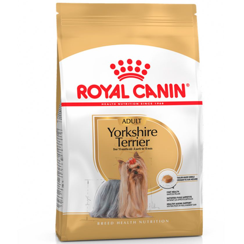 Royal Canin Yorkshire Terrier Adulto 2.5kg