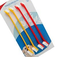 Bioline - Set Cepillos dentales 4 unidades
