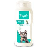Traper Shampoo para Gatos