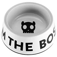 ZeeDog Boss Bowl White
