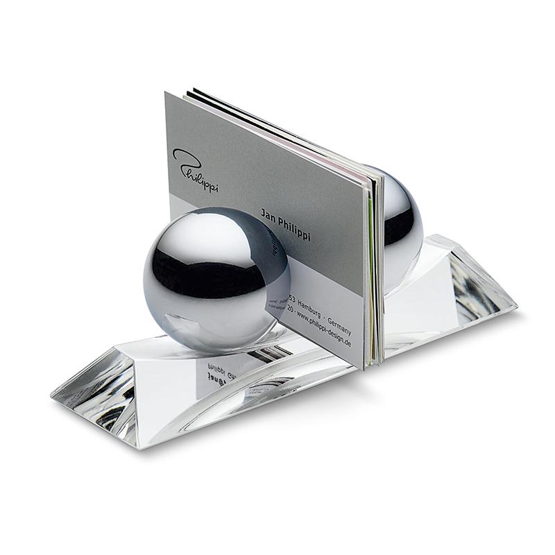 SUN & MOON Porta tarjetas de escritorio