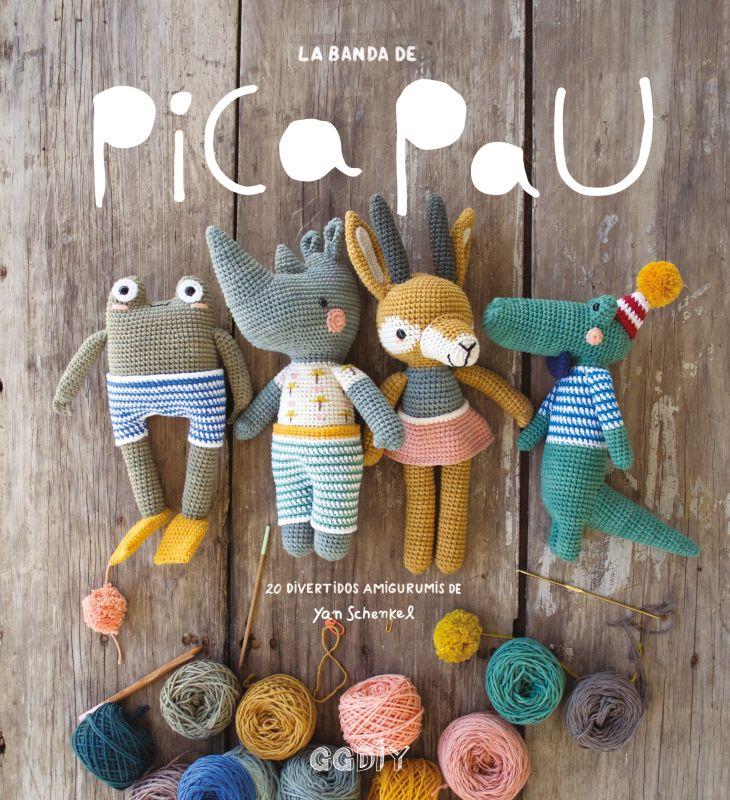 Libro DIY La Banda de Pica Pau