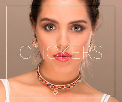 Chokers -Brenda Méndez