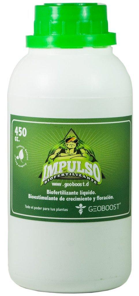 Biofertilizante líquido IMPULSO Geoboost 500cc