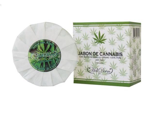 Jabón Cannabis Heliderm
