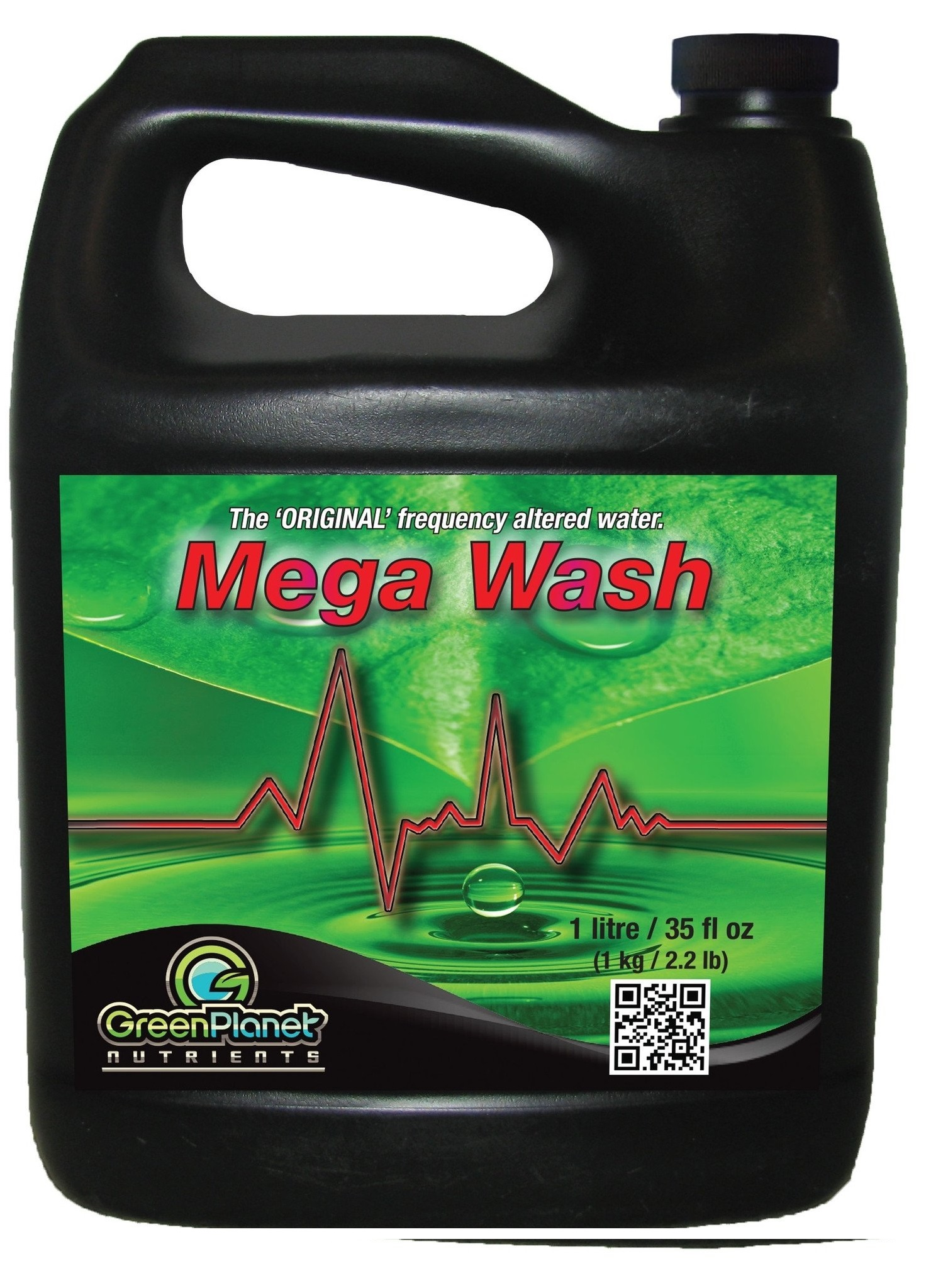Mega Wash Green Planet