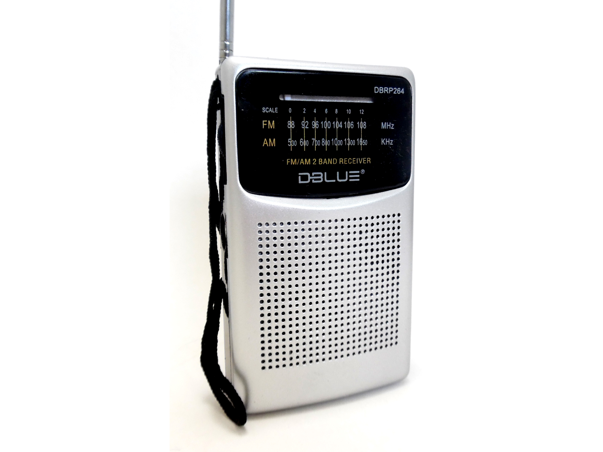 RADIO PORTATIL DBLUE