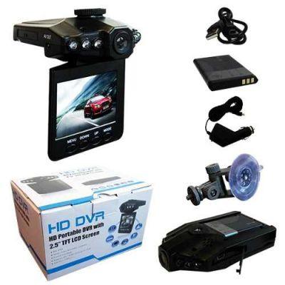 Camara auto HD + DVR
