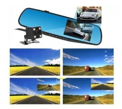 Cámara Espejo Full HD + Cámara de retroceso