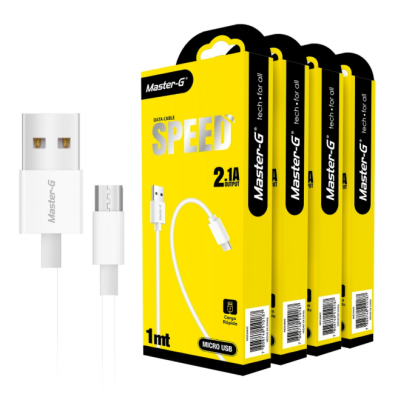 CABLE MICRO USB MASTER G