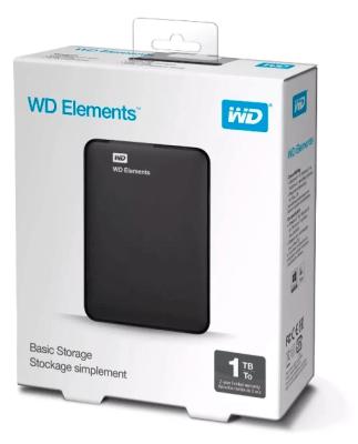 Disco Duro WD Elements 1TB1