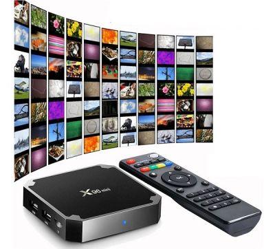 CONVERTIDOR SMART TV ANDROID 4K