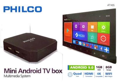 Mini Android Smart Tv Philco1
